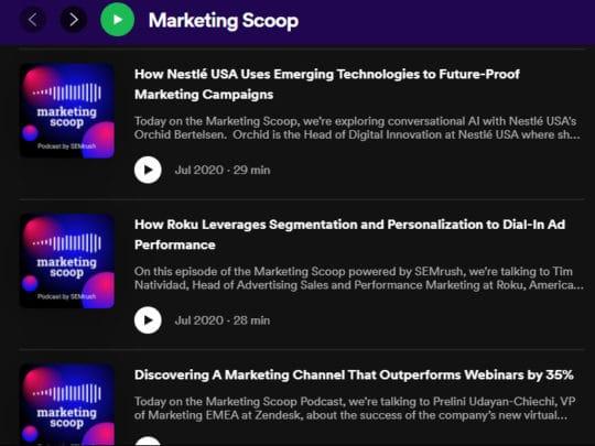 SEMrush-marketing-scoop-podcast