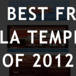 21 Best Free Joomla Templates 2012