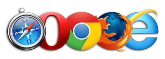web browsers popularity comparison