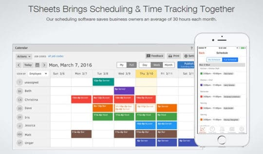 TSheets-Time-Tracking-Software
