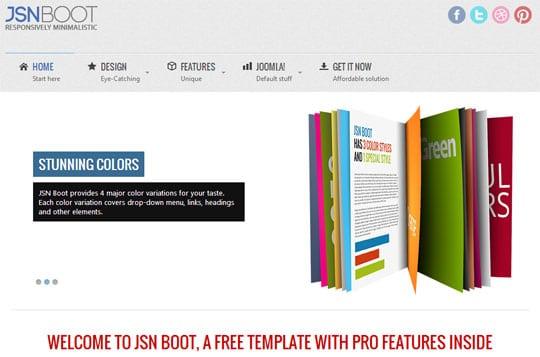 JSN Boot By JoomlaShine