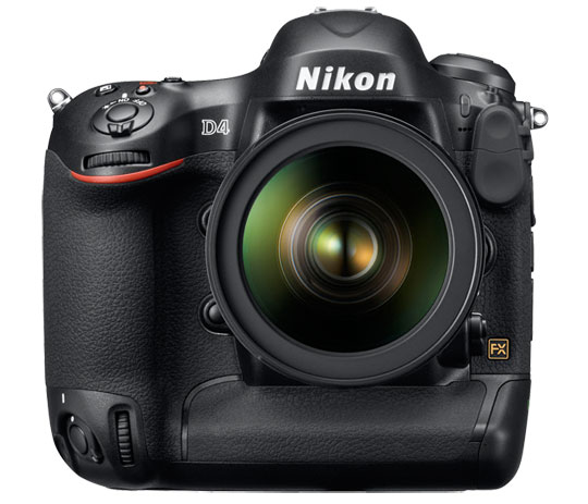 Nikon-D4-Professional-Digital-SLR