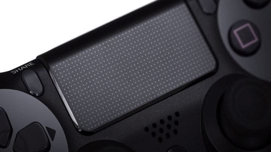 Sony-PlayStation-4-PS4-Touchpad