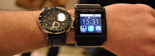 Smart Watch - Wearable Tech