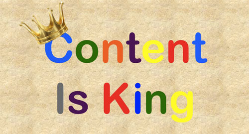 Email Copywriting Content is King
