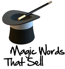 Email Copywriting Magic Words