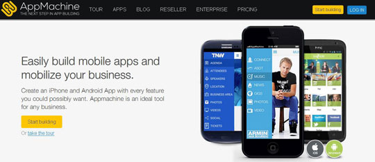 App-Machine - Mobile App Development