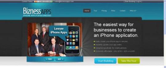 BinessApp - Mobile App Development