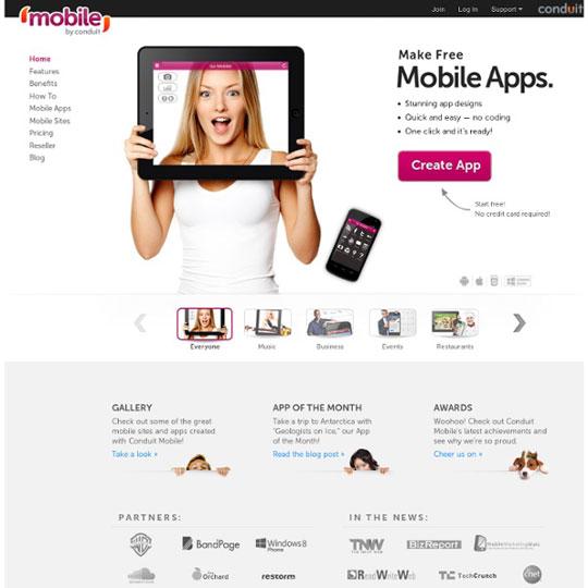Conduit-Mobile - Mobile App Development