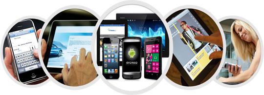 Mobile Marketing Mobile App