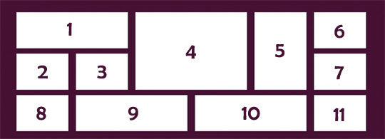 HTML Grid Layout