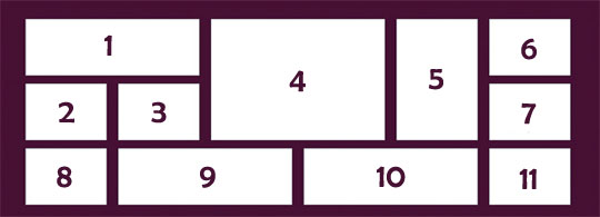 HTML Grid Layout