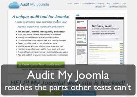 Joomla Security 3
