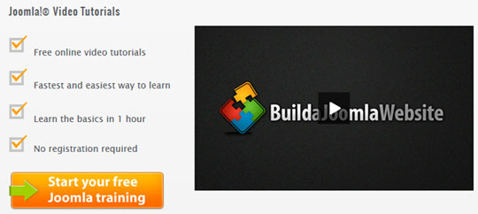 Joomla!-Video-Tutorials