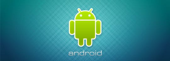 Android Vs iPhone - android logo