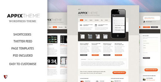 appix-wordpress-theme