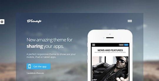 bluap-app-wordpress-theme