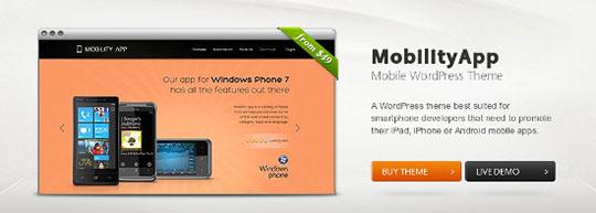 mobility-app-wordpress-theme