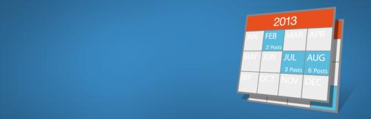 WordPress-Plugin-Archives-Calendar-Widget