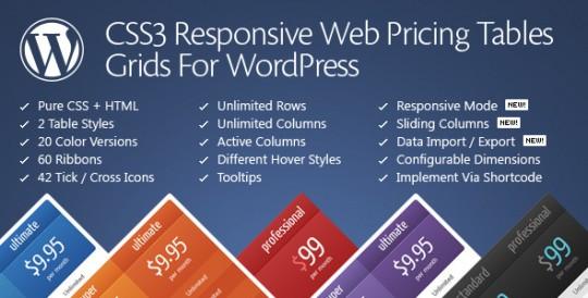 WordPress-Plugin-CSS3-Responsive-WordPress-Compare-Pricing-Tables