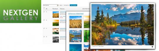 WordPress-Plugin-NextGEN-Gallery