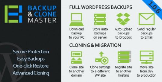 WordPress-Plugin-WordPress-Backup-Clone-Master