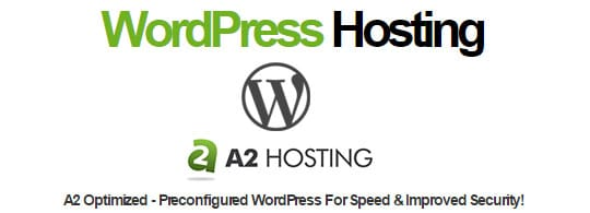 WordPress-Hosting-by-A2-Hosting-Preconfigured-WordPress-Improve-Speed-Security