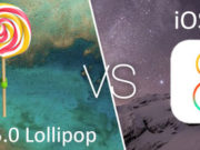 Advancement-of-Android-Lollipop-over-iOS-8