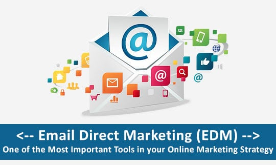 Why Email Marketing is Still One of the Most Important Tools in your Online Marketing Strategy