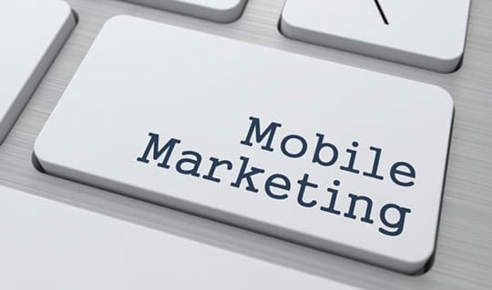 5 Staple Channels for Digital Marketing - Mobile Marketing