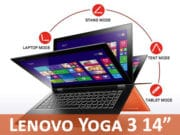 Lenovo Yoga 3 14 Laptop Review
