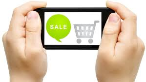 Mobile E-Commerce m-commerce-sell