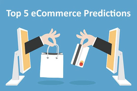 Top 5 eCommerce Predictions on 2nd Half of 2015