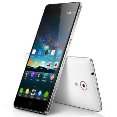 ZTE Nubia Z7 4G Smartphone - 1