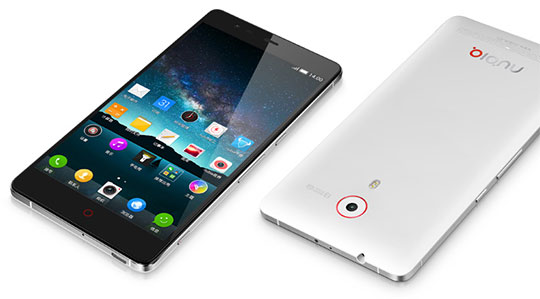 ZTE Nubia Z7 4G Smartphone - Featured