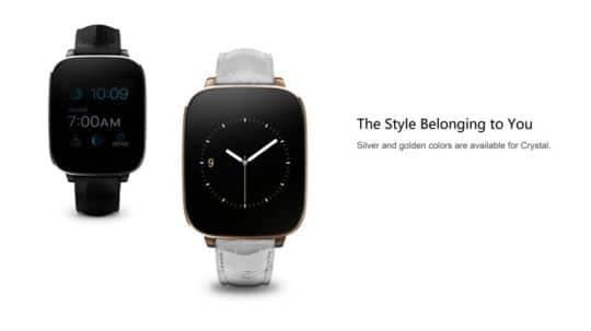 Zeblaze Crystal Smart Bluetooth Watch - Additional Image 13