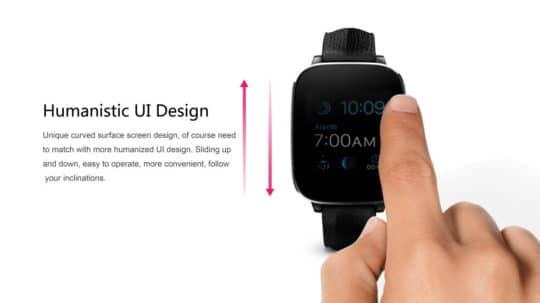 Zeblaze Crystal Smart Bluetooth Watch - Additional Image 6