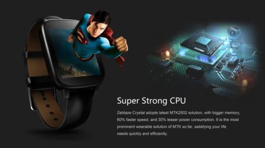 Zeblaze Crystal Smart Bluetooth Watch - Additional Image 7