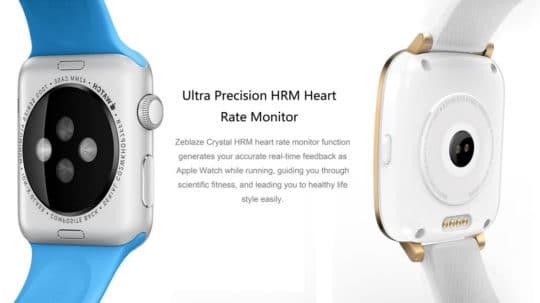 Zeblaze Crystal Smart Bluetooth Watch - Additional Image 8