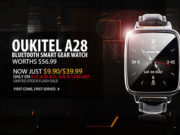 Oukitel A28 Bluetooth Smart Gear Watch Promo