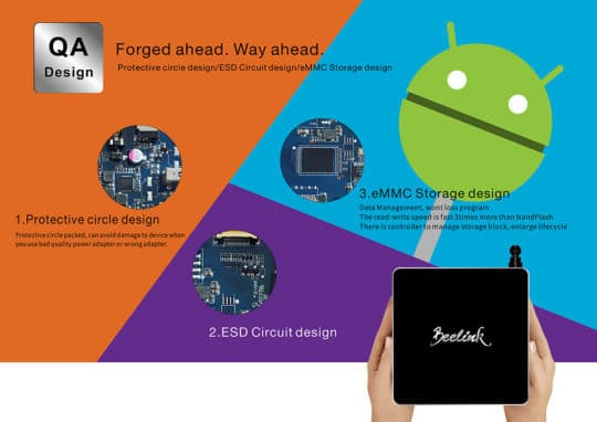 Beelink R68 TV Box (RK3368) - Android 5.1 - Additional Image 11