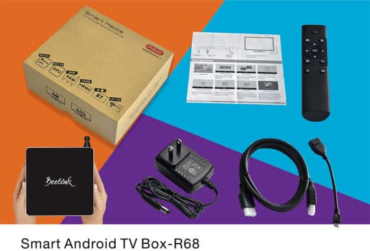 Beelink R68 TV Box (RK3368) - Android 5.1 - Additional Image 14