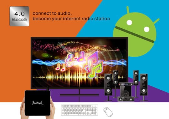 Beelink R68 TV Box (RK3368) - Android 5.1 - Additional Image 7