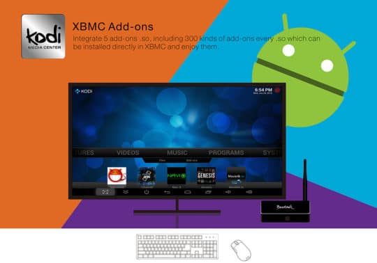 Beelink R68 TV Box (RK3368) - Android 5.1 - Additional Image 8