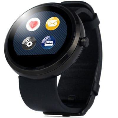 DW360 MTK2502 Smart Watch - 1
