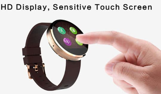 DW360 MTK2502 Smart Watch - Additional Image 11