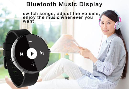 DW360 MTK2502 Smart Watch - Additional Image 6