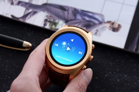 K8 3G Smartwatch Phone - 3