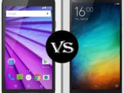 Motorola Moto G (3rd Gen) Vs Xiaomi Mi 4i - The Budget 4G LTE Enabled Smartphones