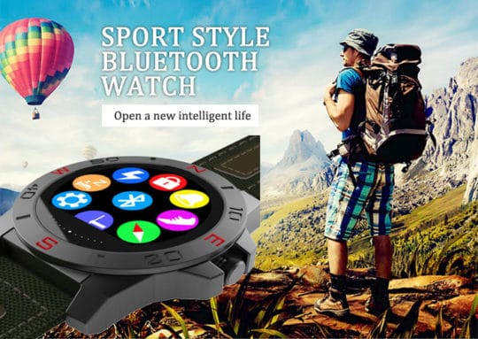 N10 Smart Outdoor Sport Watch - Additional Image 1